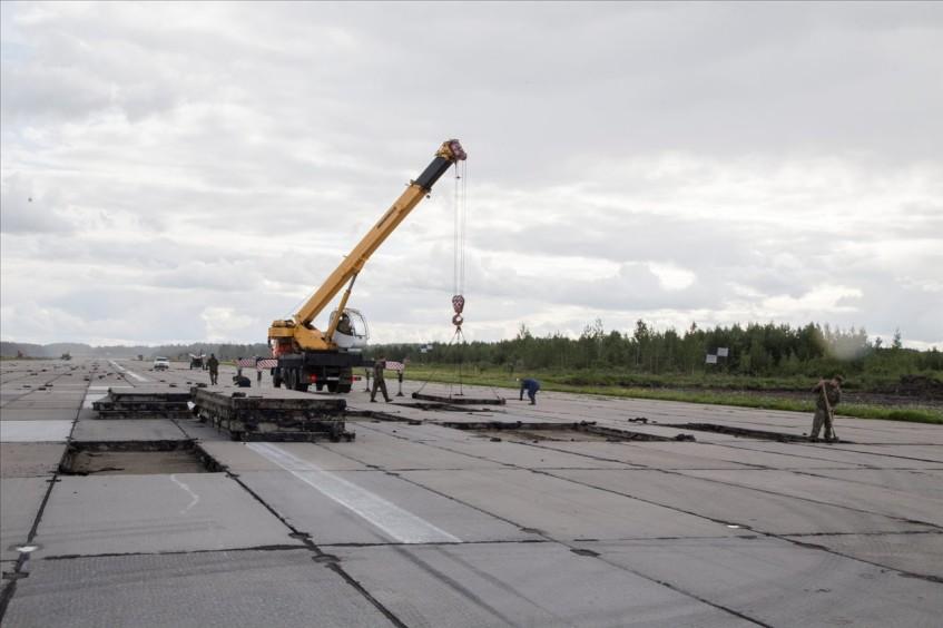 Аэропорт «Петрозаводск»: было/стало