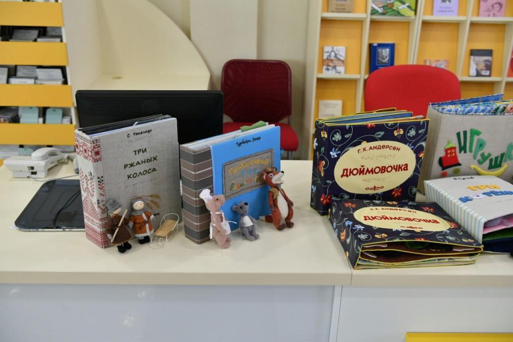 Центр детского чтения откроется в Национальной библиотеке в сентябре