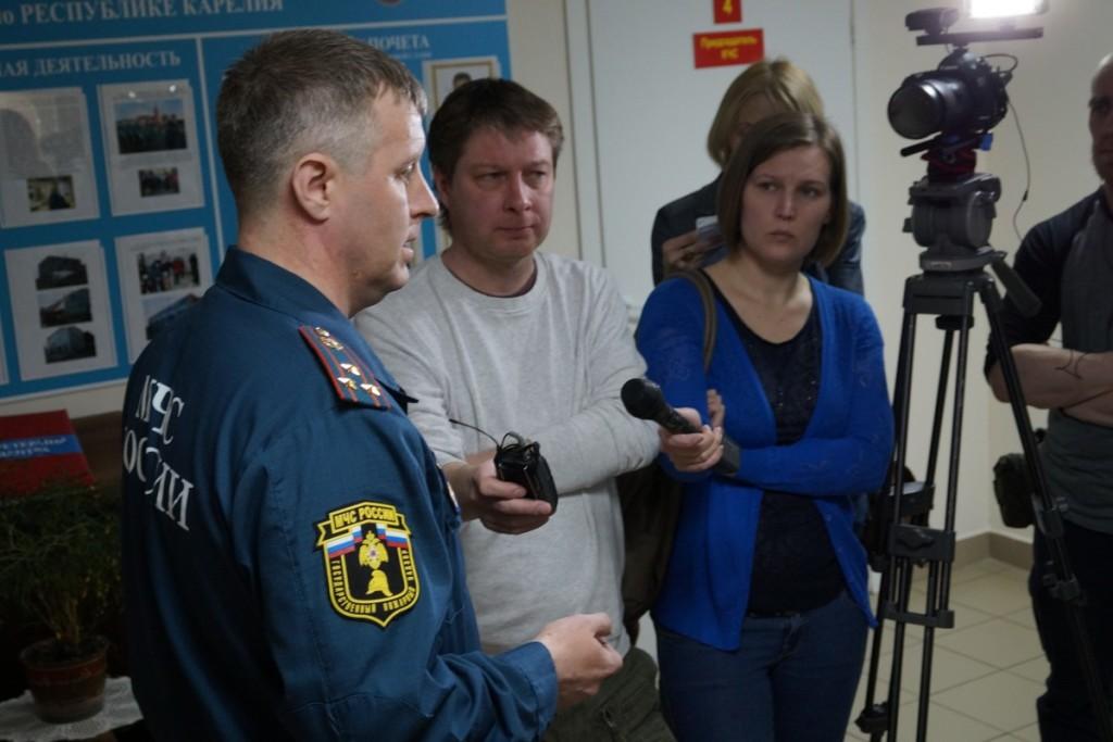 МЧС Карелии предлагает показывать зрителям кинотеатров ролики о противопожарной безопасности