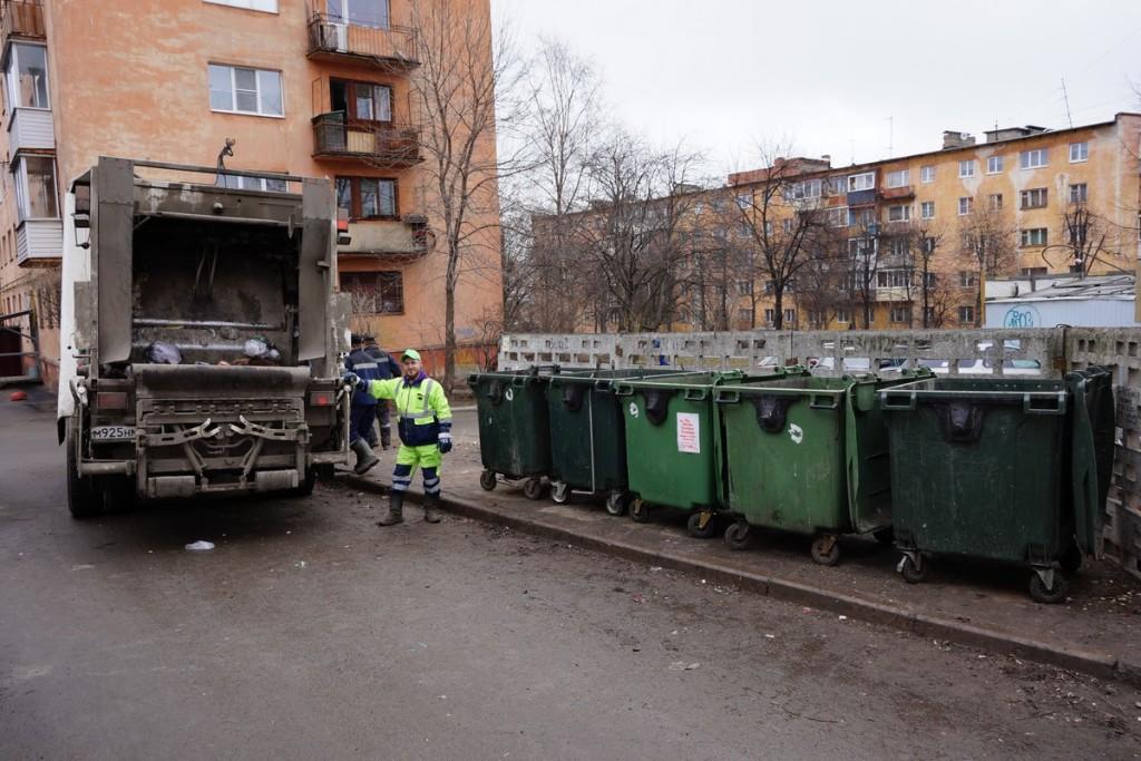 Почем мусор для народа?