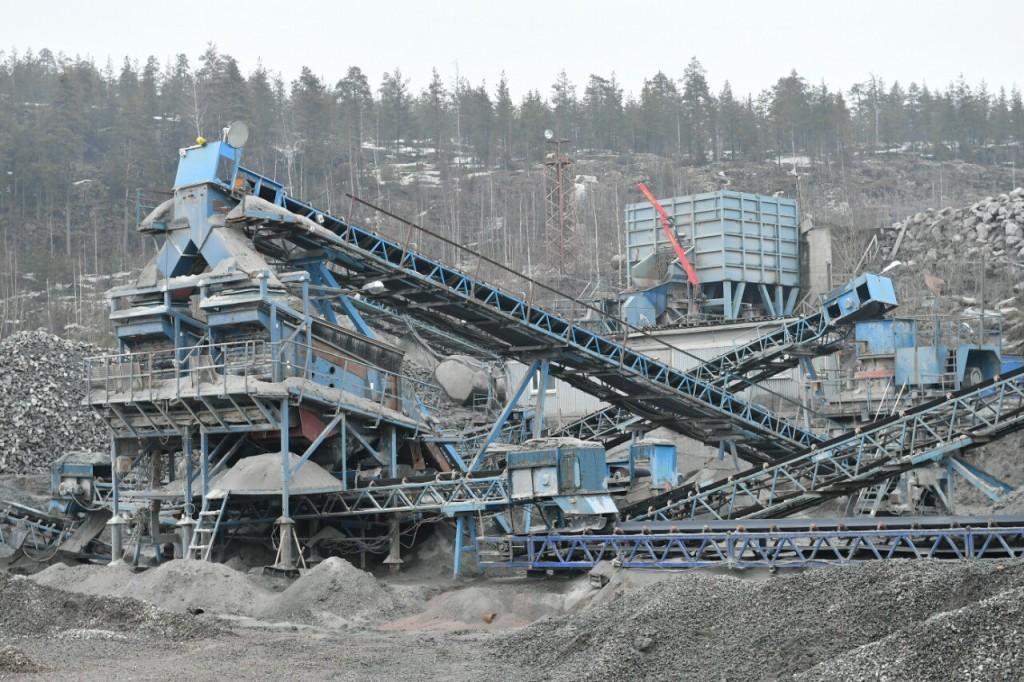 700 дополнительных вагонов получило одно из щебеночных предприятий Карелии