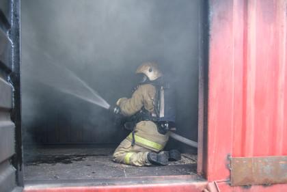 Работа – огонь!