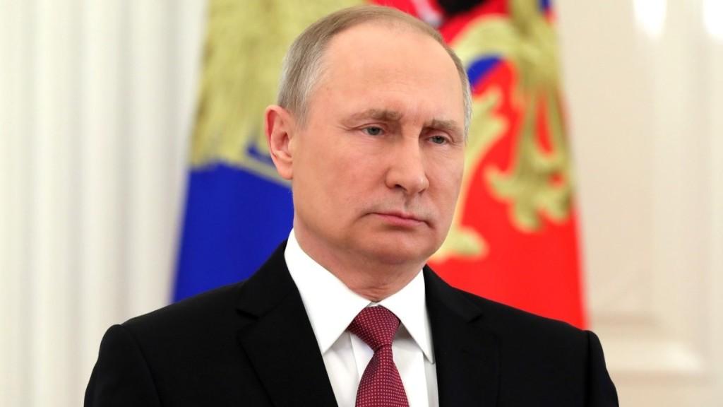 Фото: kremlin.ru/пресс-служба президента РФ