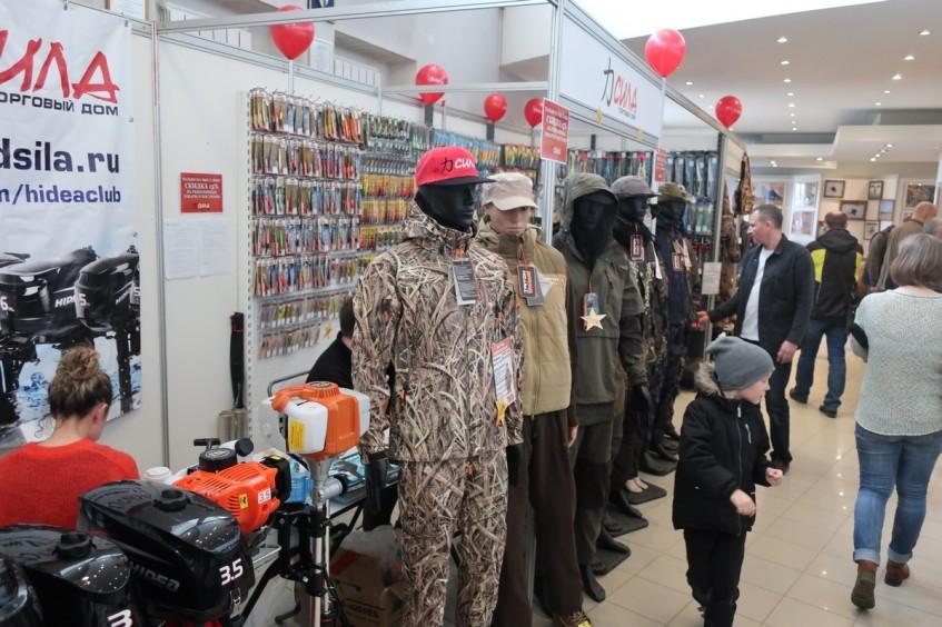 Шестнадцатая выставка «Охота и рыбалка» открылась в Петрозаводске