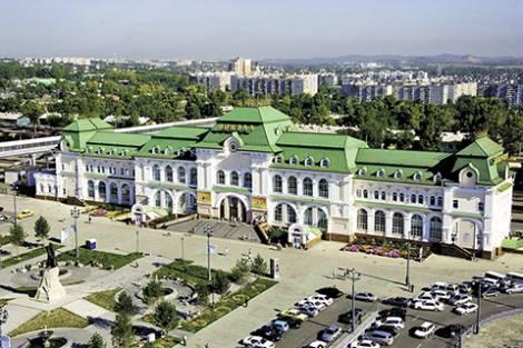 Хабаровску - 160: История пишется с вокзалов