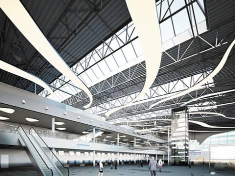 В Хабаровске аэропорт