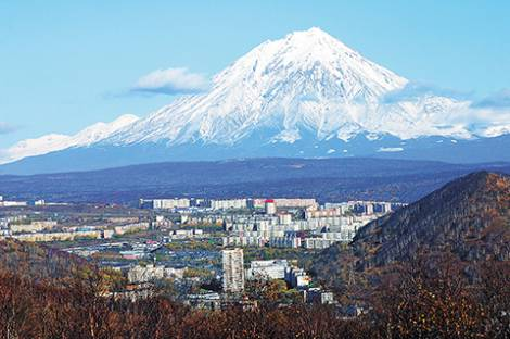 Особая привилегия: Жить на вулкане