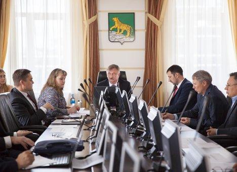 Во Владивостоке создан Совет по развитию промышленности
