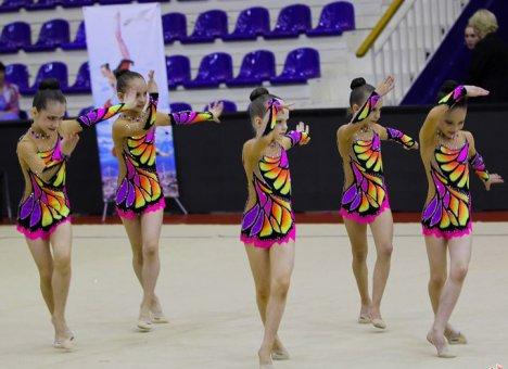 Во Владивостоке пройдёт международный турнир по художественной гимнастике