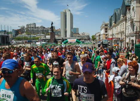 Во Владивостоке вновь ограничат движение транспорта
