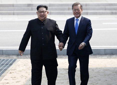 Дональд Трамп отменил встречу с Ким Чен Ыном