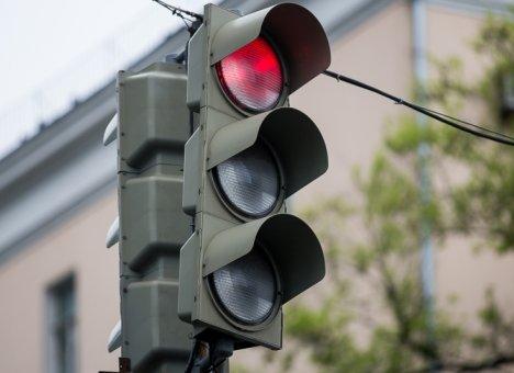 9 умных светофоров во Владивостоке заработают уже в сентябре