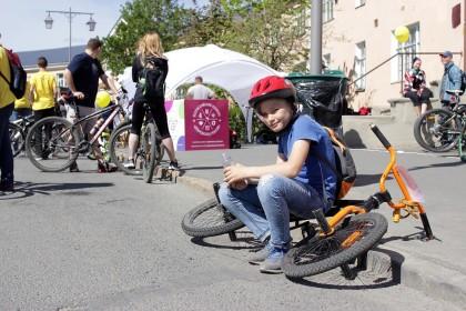 Три тысячи велосипедистов поучаствовали в велопараде в Петрозаводске