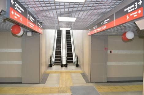 На железнодорожном вокзале Хабаровска открыт пешеходный тоннель