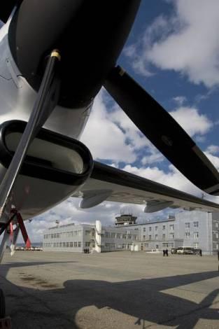На Сахалине прорабатывают меры по улучшению воздушного сообщения с Курильскими островами