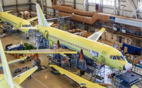 В Комсомольске-на-Амуре развивается военное и гражданское самолётостроение