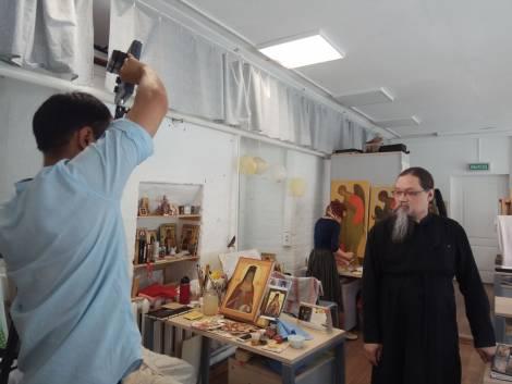 Фильм об иконе Пресвятой Богородицы