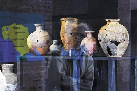 В Приморье впервые выставляются уникальные артефакты древнего государства Бохай