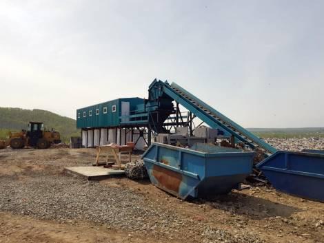 Резидент СПВ построил на Камчатке мусороперерабатывающий комплекс