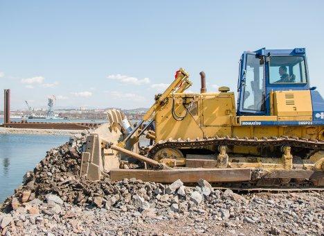 Трутнев заверил, что новое крупнейшее предприятие в Приморье строится по графику