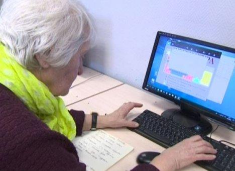 Пенсионерка из Приморья представит край на Всероссийском IT-чемпионате