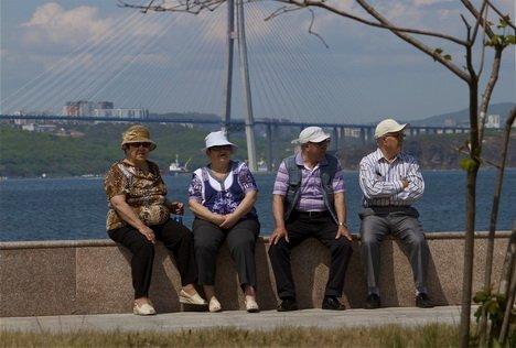 Женщин собираются отправлять на пенсию в 63 года