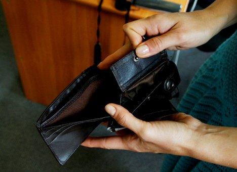 Зарплаты бюджетников после выборов президента стали резко падать