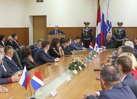 Борис Гладких официально вступил в должность главы Находки