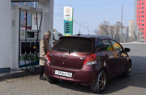 Автомобилисты в Приморье могут не опасаться дефицита топлива