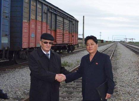 Гуманитарный груз из Приморья доставлен в КНДР