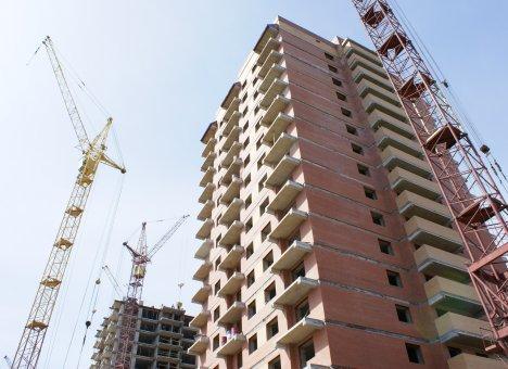 Спад в строительной отрасли достиг дна