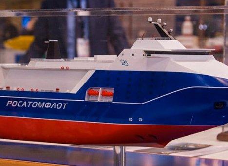 В Приморье будет построен самый мощный в мире ледокол