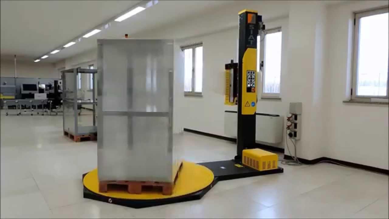 Упаковочное оборудование для предприятий