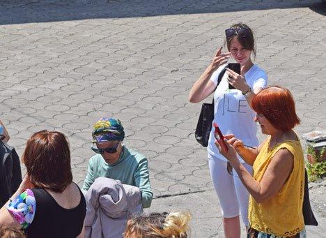 Городские интернет-маршруты Владивостока