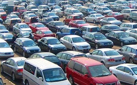 В Хабаровске увеличился спрос на подержанные авто стоимостью до полумиллиона рублей