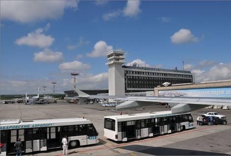 Аэропорт Хабаровск (Новый) за полгода принял 946,2 тысячи пассажиров