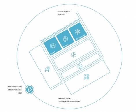 Крупнейший логистический комплекс развернется на 15 гектарах ТОР