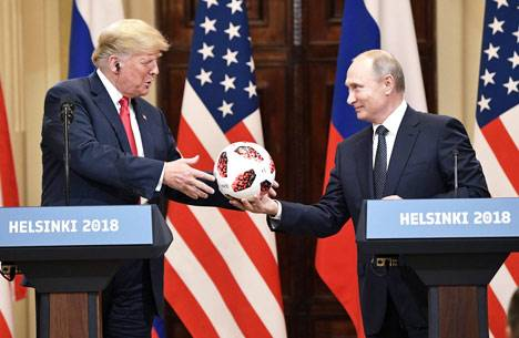 Долетит ли Трамп до Владивостока?