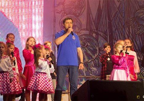 В День города главным музыкальным сюрпризом стало выступление главы Владивостока