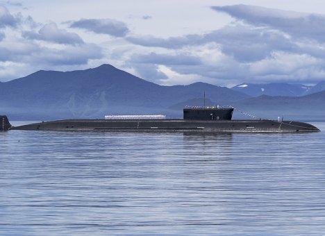 В День Владивостока подводные силы Тихоокеанского флота отмечают 80-летие