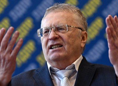 Жириновский благословил одного из кандидатов на пост губернатора Приморья