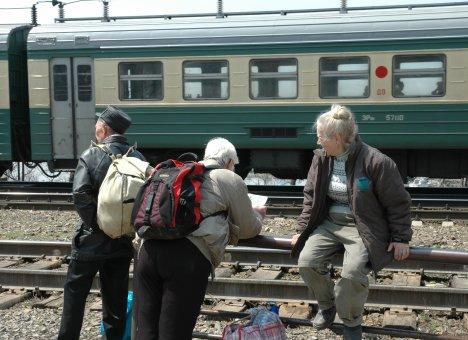 В Москве сделали бесплатный проезд на электричках, но только для пенсионеров, инвалидов и почетных доноров