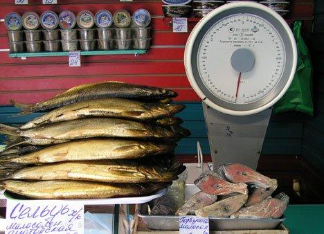 Владивосток устал ждать доступную рыбу