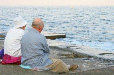 Пенсионеры -