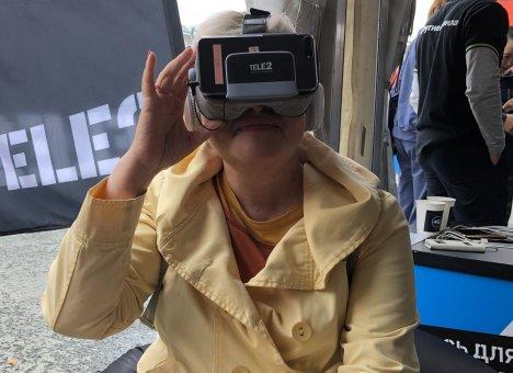 Tele2 провела интерактивный праздник в День Владивостока