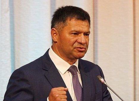 Андрей Тарасенко уведомил крайизбирком Приморья о своем выдвижении