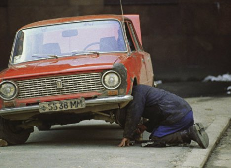 В России запретят эксплуатацию старых автомобилей