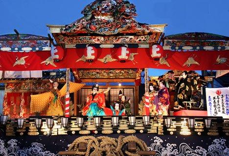 Японский театр с 400-летней историей выступит во Владивостоке