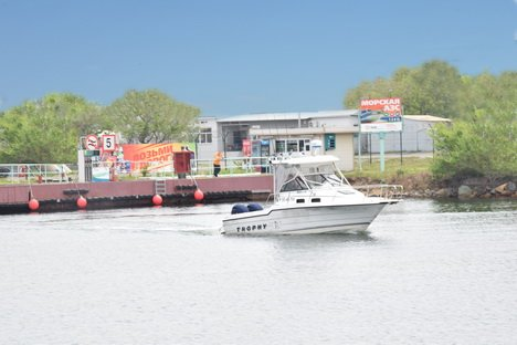 В Приморье открылась первая морская АЗС
