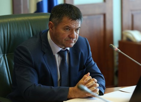 Андрей Тарасенко предложил подумать о будущем